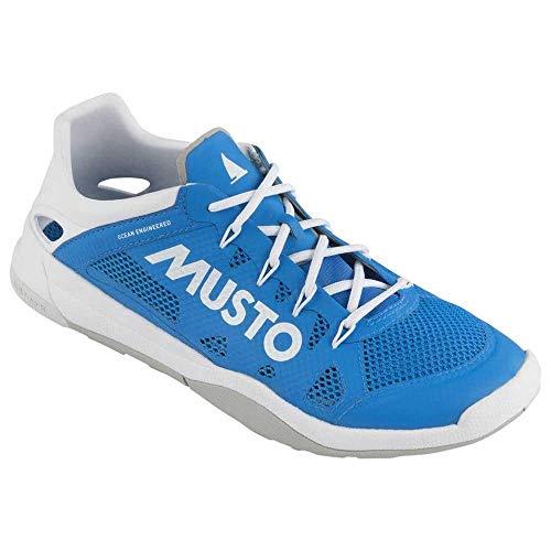 Musto Dynamic Pro Ii Segeln Yachting und Jollen Schuhe Brilliant Blue - Unisex - Ihre Schuhe müssen Schritt halten