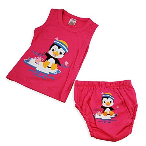 OZYOL Juego de pantalones de entrenamiento para aprender a ir al baño, reutilizables, pañales para aprender a aprender a ir al baño, ropa interior para bebés pingüino 90 cm