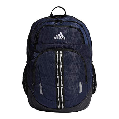 adidas Prime Rucksack, Unisex-Erwachsene, Rucksack, Prime Backpack, Collegiate Navy/Looper Schwarz, Einheitsgröße