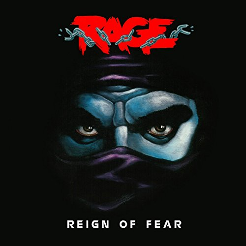 Rage: Reign of Fear (Re-Release) (Audio CD)