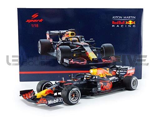 ☆ スパーク 1/18 アストンマーチン レッドブルレーシング RB16 2020 F1 バルセロナ テスト #33 M.フェルスタッペン