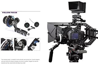 TILTA III TT-03-A DSLR Shoulder Rig Kit Follow Focus Mattebox Support System