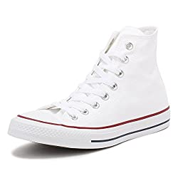in budget affordable Sneakers Men's Converse All Star Hi white