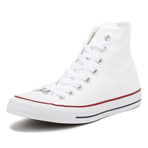 Converse Schuhe Chuck Taylor All Star HI Optical White (M7650C) 38 Weiss