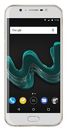 Wiko Wim Smartphone (13,97 cm (5,5 Zoll FHD), 64 GB ROM/4 GB RAM)Gold