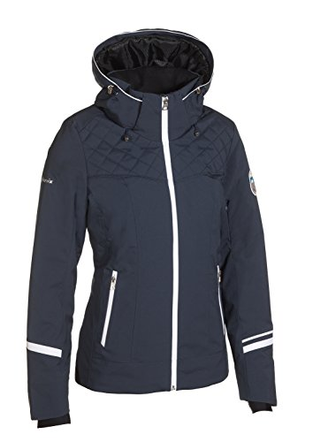 Phenix Damen Diamond Dust Jacket Skijacke, Indigo, 38