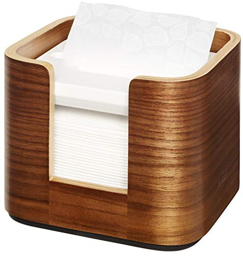 Tork Xpressnap Snack 273003 Dispensador de servilletas / Ideal para restaurantes de servicio limitado / Sistema N10 / Color madera