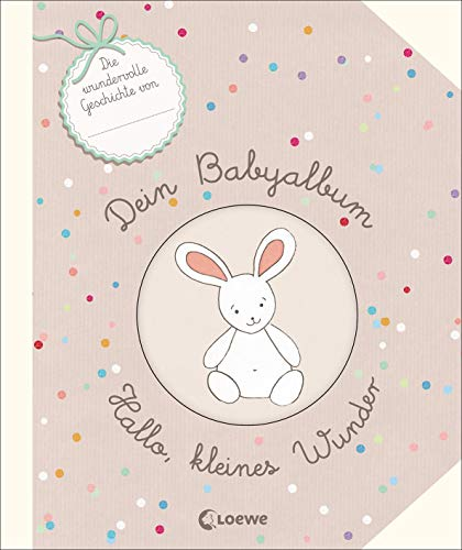 Loewe Verlag GmbH Dein Babyalbum Bild