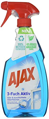 AJAX Ajax 3-Fach Aktiv Glasreiniger, 500 Bild