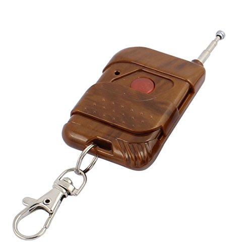 Aexit 433 Mhz Funkfernbedienung Schlüsselanhänger für elektrische Tür Alarmanlage (b64c528821ade6fb3865ad6a63a81428)