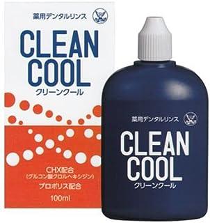 薬用デンタルリンス クリーンクール (CLEAN COOL) 洗口液 100ml