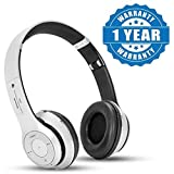Odestro S460 Foldable On-Ear Wireless Stereo Bluetooth Headphones MP3, FM & TF Card
