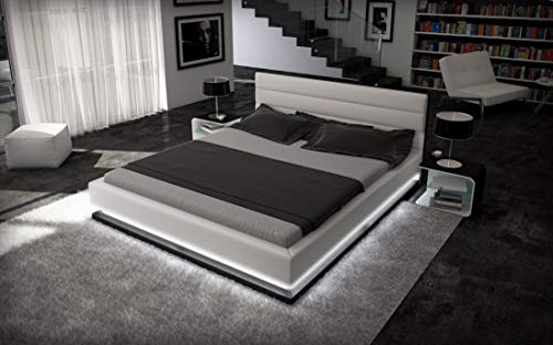 Sofa Dreams Compleet bed Moonlight met matras en lattenbodem 180 x 200 cm - 200 x 200 cm - 200 x 220 cm