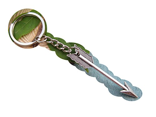 Arrow Keychain, Arrow Charm Keychain,Boho Keychain, Arrow Keyring, Archer Keychain,10pcs