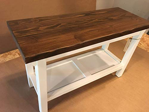 Hallway Mud Room Foyer Bench 42 Inch