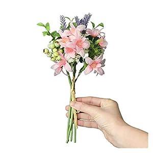 Artificial Flowers Artificial Small Cosmos High-Grade Artificial Flower Bud Flower Small Wild Chrysanthemum