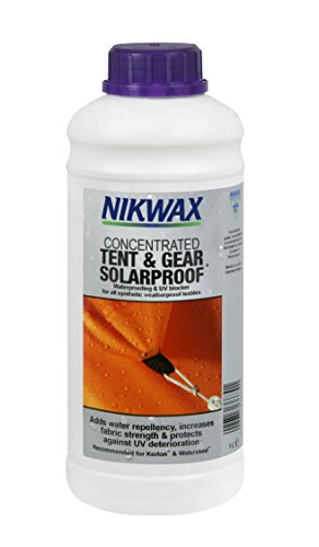 Nikwax Con Nikwax Concentrated Tent & Gear Solar Proof Waterproofing