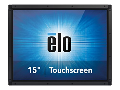Elo Touch Solution 1590L monitor touch screen 38,1 cm (15') 1024 x 768 Pixel Nero Single-touch Chiosco