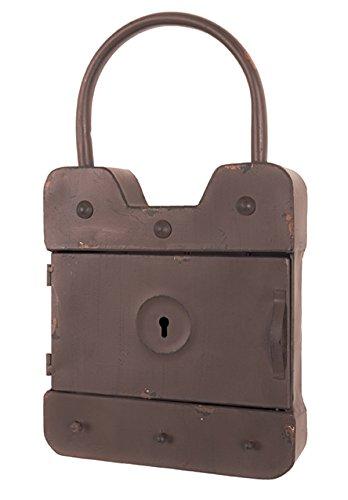 PEGANE boîte à clés Coloris Vintage - Dim : 25 x 7 x 43 cm