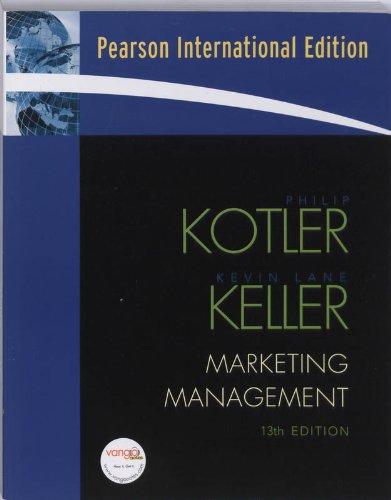 MARKETING MANAGEMENT: International Editionの詳細を見る