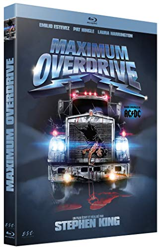 Maximum overdrive [Blu-ray] [FR Import]
