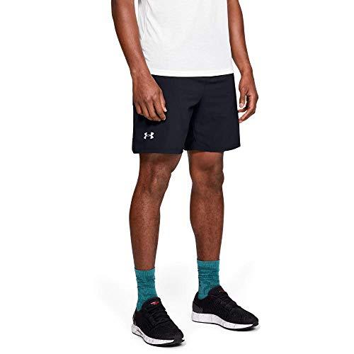 2. Under Armour Launch Pantalones cortos elásticos para hombre