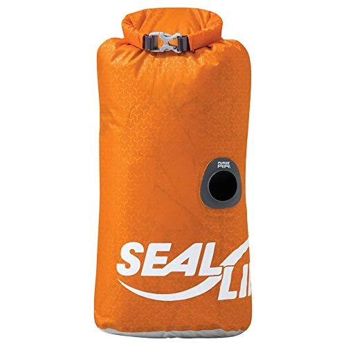 SealLine PurgeAir Sac étanche, Mixte, 040818097717, Orange, 30-Litre