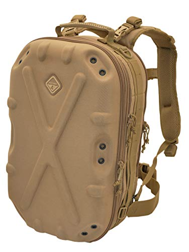 Hazard 4 Pillbox(TM), Unisex, Pillbox (TM) - Mochila térmica para fotografía (coyote, BKP-PBX-CYT, marrón, L