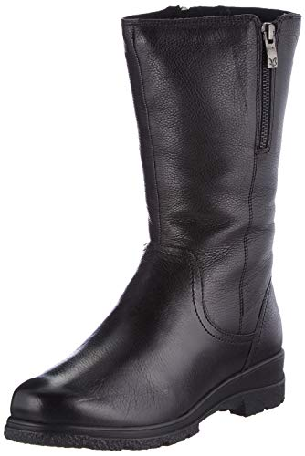 Caprice Damen 9-9-26454-25 Stiefelette, Black Nappa, 40 EU