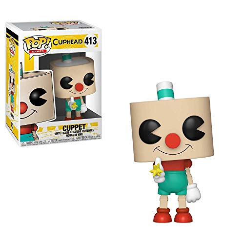Funko POP! Cuphead: Puphead