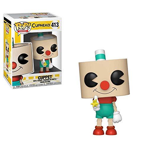 Figurines Pop! Vinyl: Games: Cuphead: Puphead