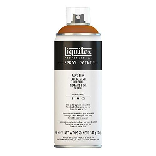Liquitex Professional - Acrílico en spray, 400ml, tierra de siena natural