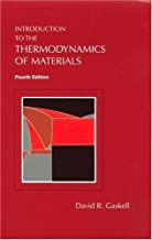 Introduction to the Thermodynamics of Materials, Fourth Edition