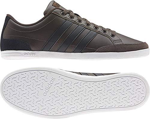 adidas CAFLAIRE, Zapatillas de Tenis Hombre, MARRÓN/NEGBÁS/FTWBLA, 44 EU