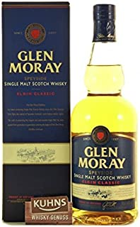Glen Moray Classic 0,7l - Speyside Single Malt Scotch Whisky