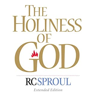 The Holiness of God audiobook cover art