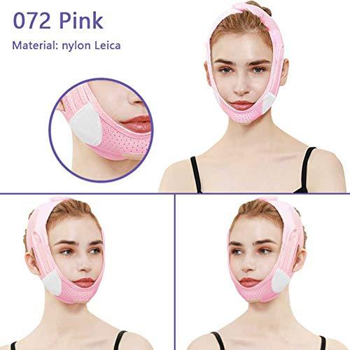 Ceinture de Lifting du Visage Onkessy Masque de Lifting du Visage Ceinture Minceur Double Réducteur de Menton Forme V-Face Outils de Lifting du Visage Chin Lift Band