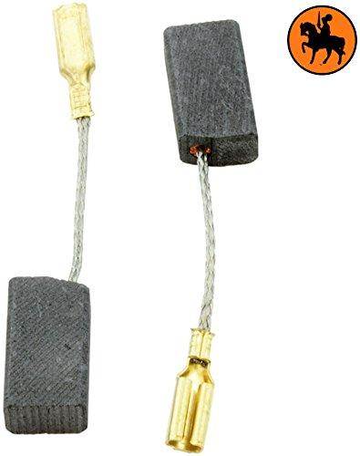 Kohlebürsten für BOSCH PWS 650 Schleifer -- ?x?x?mm -- 0.0x0.0x0.0'' -- Mit automatische Abschaltung