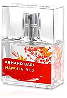 Armand Basi Happy In Red EDT For Women, 50 ml