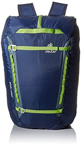 DEUTER Gravity Motion Kletterrucksack, Navy-Granite, 60 x 35 x 23 cm, 35 L