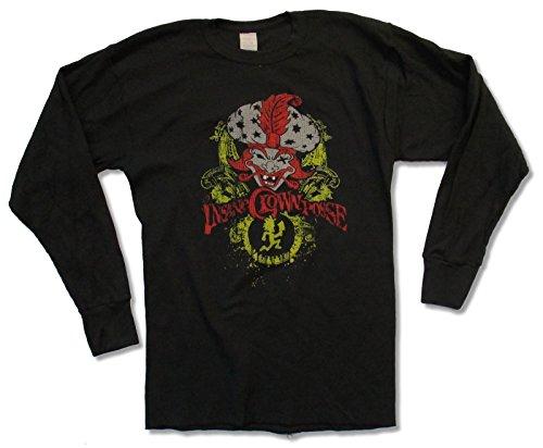 Insane Clown Posse Great Milenko Black Thermal Shirt ICP (3X)