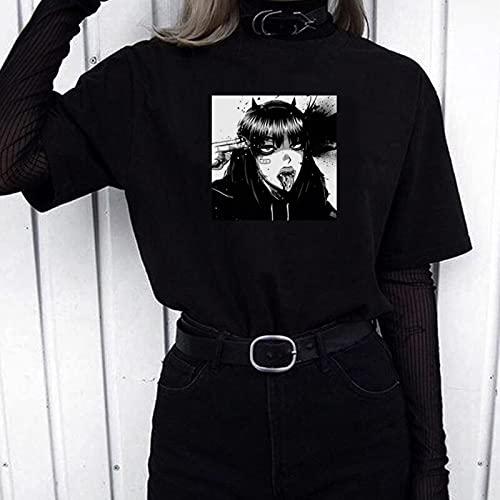 ZYONG Estilo gótico Oscuro Loli Punk Street Ropa Crazy Cool Girl Harajuku...