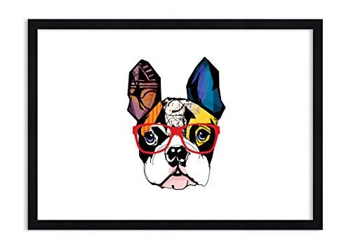 ARTTOR Stampe da Parete Moderne - Quadri con Cornice - Quadro su Tela - Home Decor - Vari Temi Grafici E Dimensioni: Piccoli e Grandi - F1BAA70x50-3206