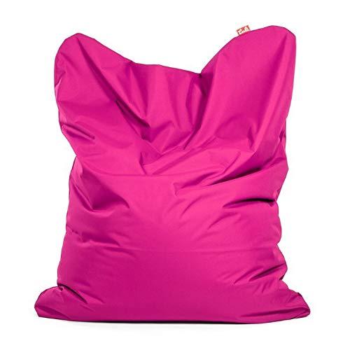 Tuli Sofa Nicht Abnehmbarer Bezug - Polyester Rosa, Stoff, One Size