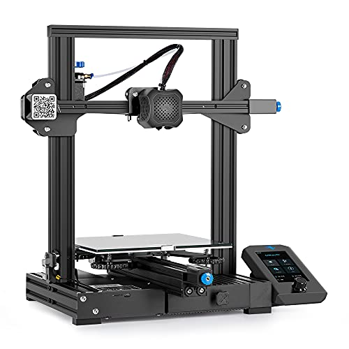 Official Creality Ender 3 V2 Upgraded 3D Printer Integrated Structure Design with Carborundum Glass...