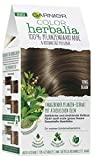 Garnier Color Herbalia Honigbraun, 100% pflanzliche Haarfarbe mit Henna, Indigo und Cassia,...