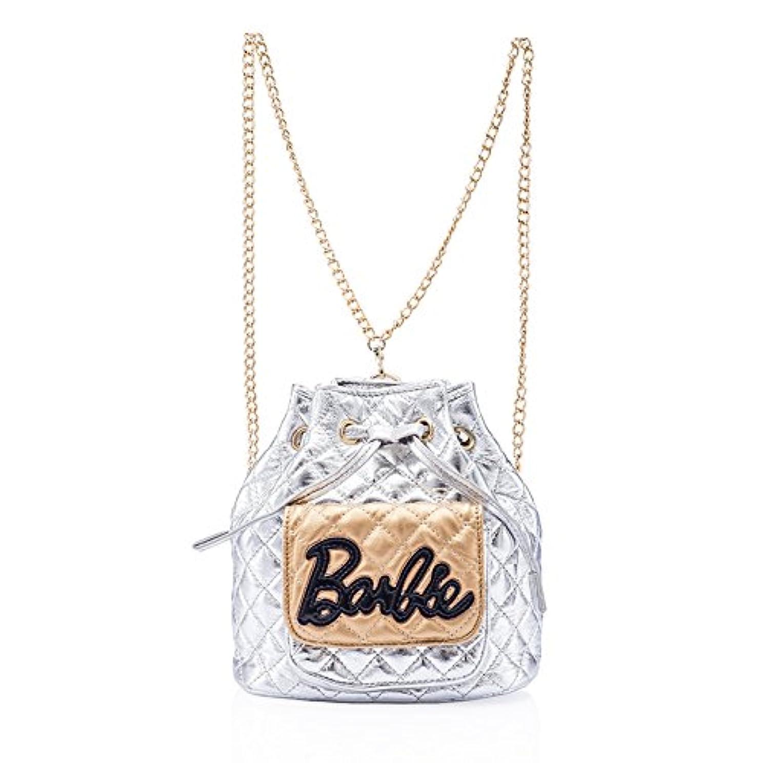 うねる文字レパートリーBarbie バービー ファッションシリーズ 高級PUレザー リュック ショルダーバッグ 2way レディースバッグ
