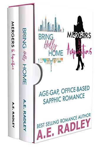 Age-gap Office-based Sapphic Romance Box Set: Ice Queen Lesbian Boss