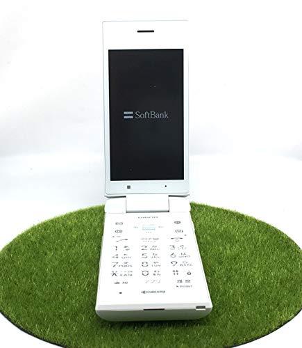 SoftBank DIGNOケータイ 501KC ホワイト