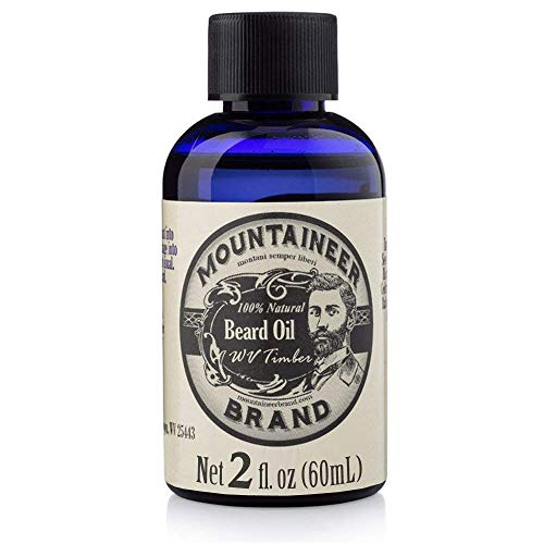 Beard Oil by Mountaineer Brand